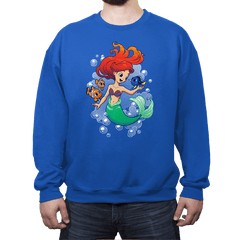 Finding Friends - Crew Neck - Crew Neck - RIPT Apparel