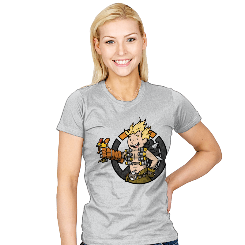 Junk Boy - Womens - T-Shirts - RIPT Apparel
