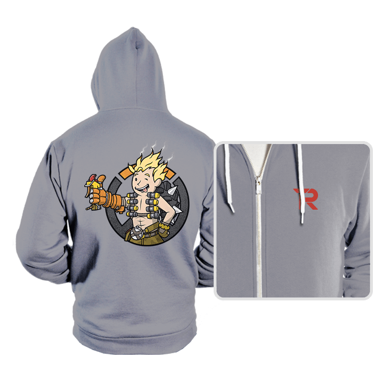 Junk Boy - Hoodies - Hoodies - RIPT Apparel