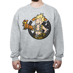 Junk Boy - Crew Neck - Crew Neck - RIPT Apparel