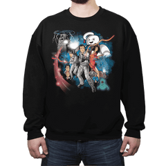 A New Ghost - Crew Neck - Crew Neck - RIPT Apparel