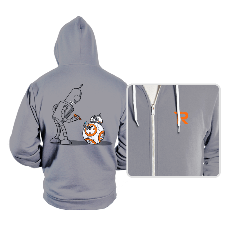 Light me Up - Hoodies - Hoodies - RIPT Apparel