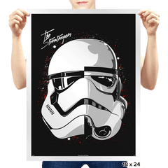 Daft Troopers - Prints - Posters - RIPT Apparel