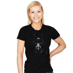 Galactic Punisher - Womens - T-Shirts - RIPT Apparel