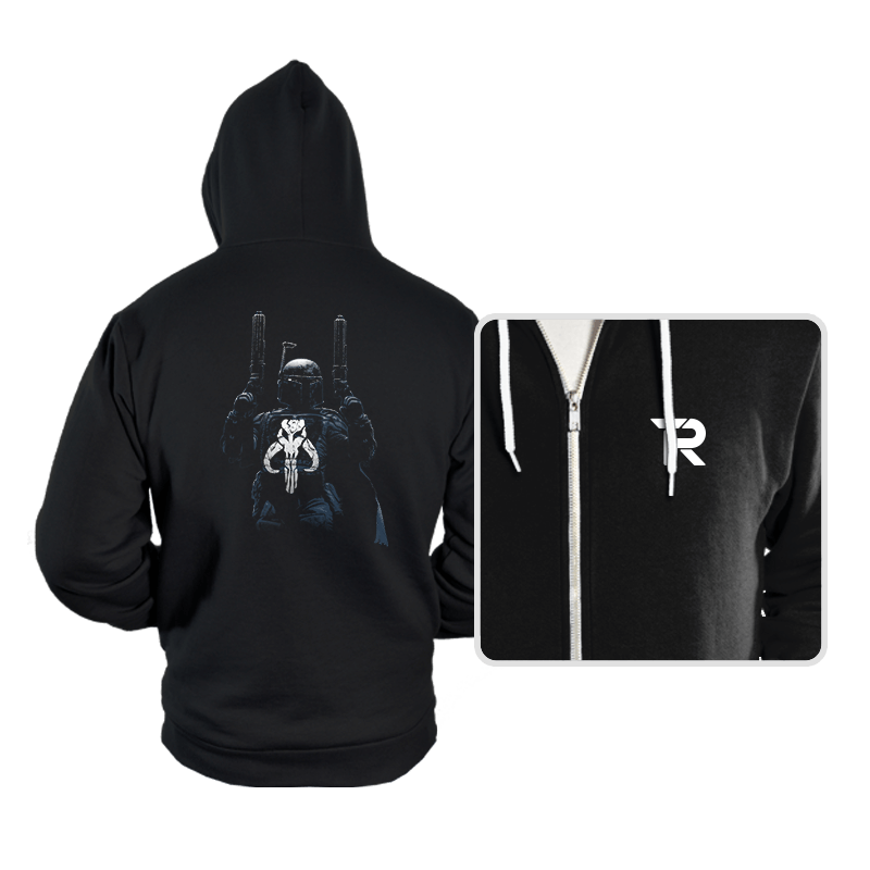 Galactic Punisher - Hoodies - Hoodies - RIPT Apparel