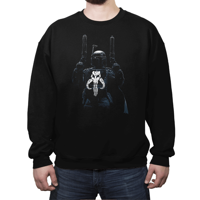 Galactic Punisher - Crew Neck - Crew Neck - RIPT Apparel