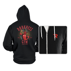 Darkness Gym - Hoodies - Hoodies - RIPT Apparel