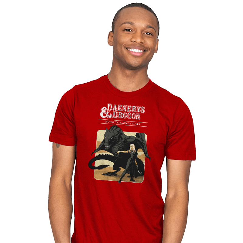 D&D - Mens - T-Shirts - RIPT Apparel