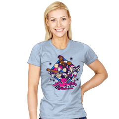 A Squad of Their Own - Womens - T-Shirts - RIPT Apparel