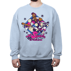 A Squad of Their Own - Crew Neck - Crew Neck - RIPT Apparel