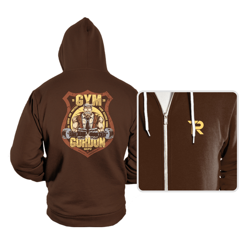 Gym Gordon - Hoodies - Hoodies - RIPT Apparel
