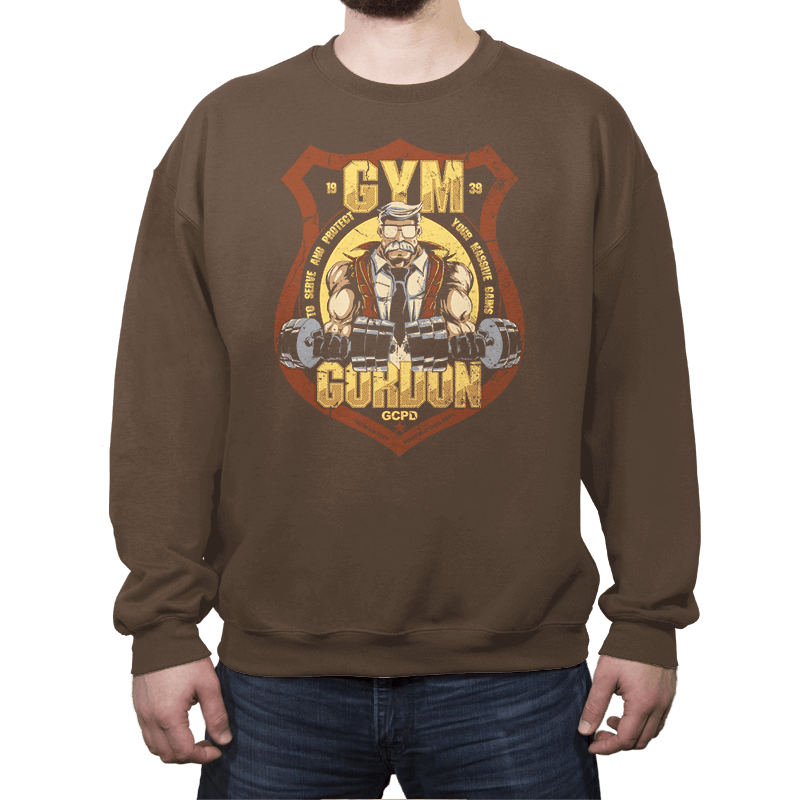 Gym Gordon - Crew Neck - Crew Neck - RIPT Apparel