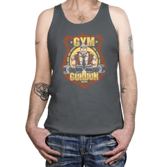 Gym Gordon - Tanktop - Tanktop - RIPT Apparel