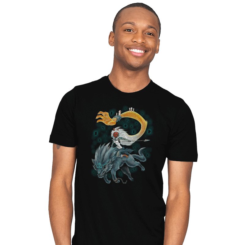 Twilight Mononoke - Mens - T-Shirts - RIPT Apparel