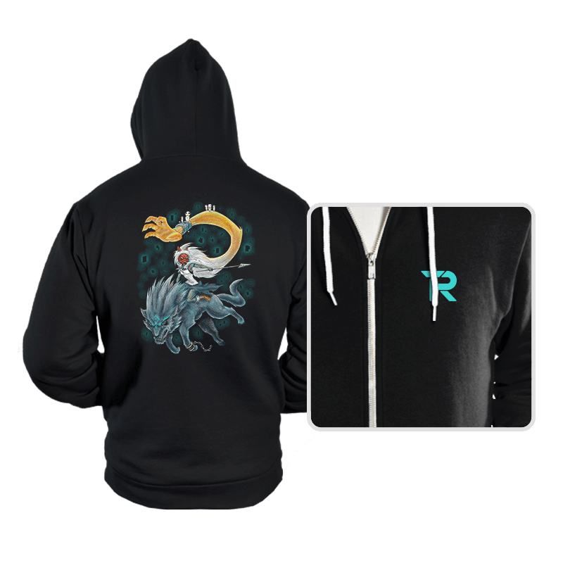 Twilight Mononoke - Hoodies - Hoodies - RIPT Apparel