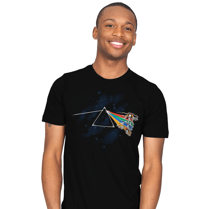 The Dark Side of Planet Arus - Mens - T-Shirts - RIPT Apparel