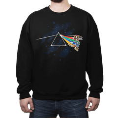 The Dark Side of Planet Arus - Crew Neck - Crew Neck - RIPT Apparel