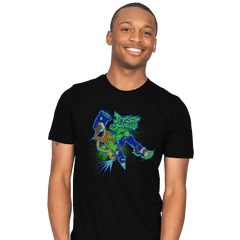 Jet Set Lucio - Mens - T-Shirts - RIPT Apparel