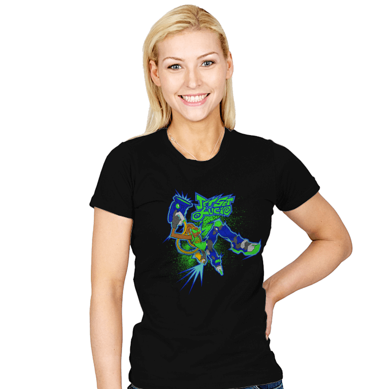 Jet Set Lucio - Womens - T-Shirts - RIPT Apparel
