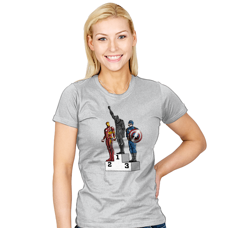 Panther Power - Womens - T-Shirts - RIPT Apparel