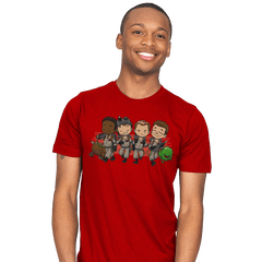 The Old Guard - Mens - T-Shirts - RIPT Apparel