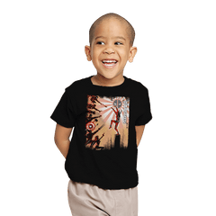 The Chimichanga Kid - Youth - T-Shirts - RIPT Apparel