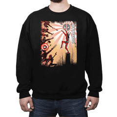 The Chimichanga Kid - Crew Neck - Crew Neck - RIPT Apparel