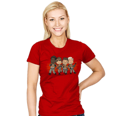 The New Guard - Womens - T-Shirts - RIPT Apparel