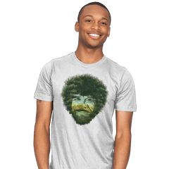 Happy Trees - Mens - T-Shirts - RIPT Apparel
