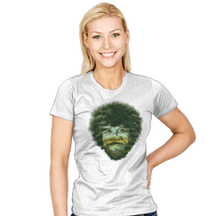 Happy Trees - Womens - T-Shirts - RIPT Apparel