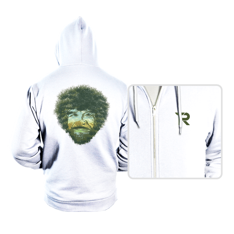 Happy Trees - Hoodies - Hoodies - RIPT Apparel