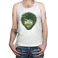 Happy Trees - Tanktop - Tanktop - RIPT Apparel