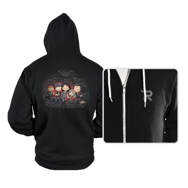 Marine Friends - Hoodies - Hoodies - RIPT Apparel