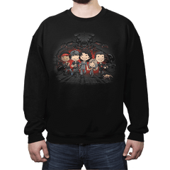 Marine Friends - Crew Neck - Crew Neck - RIPT Apparel