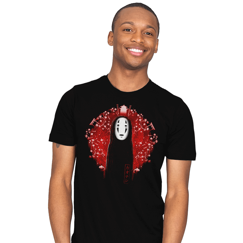 No Face - Mens - T-Shirts - RIPT Apparel