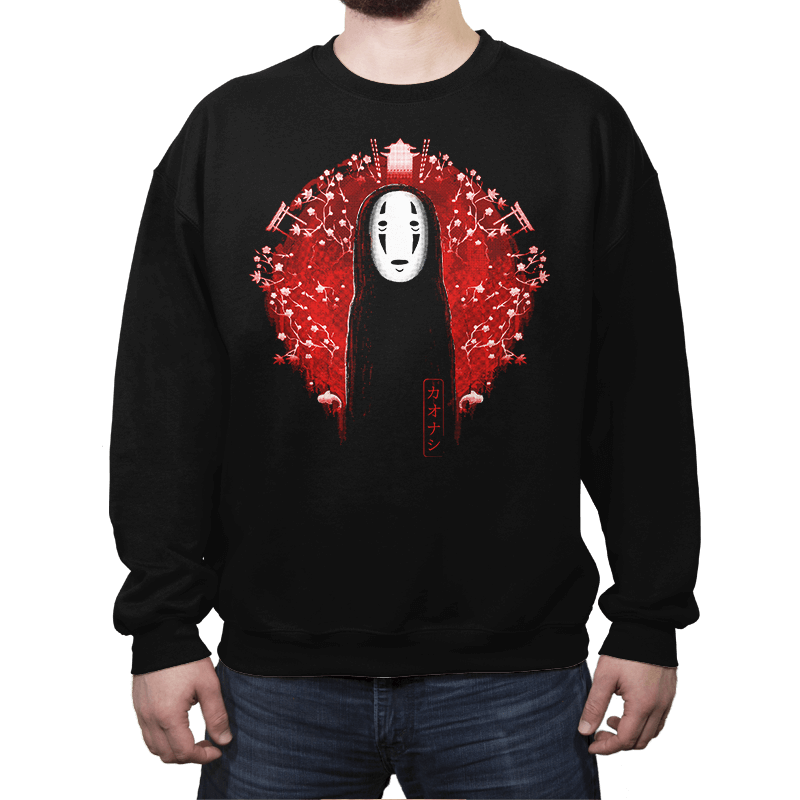No Face - Crew Neck - Crew Neck - RIPT Apparel