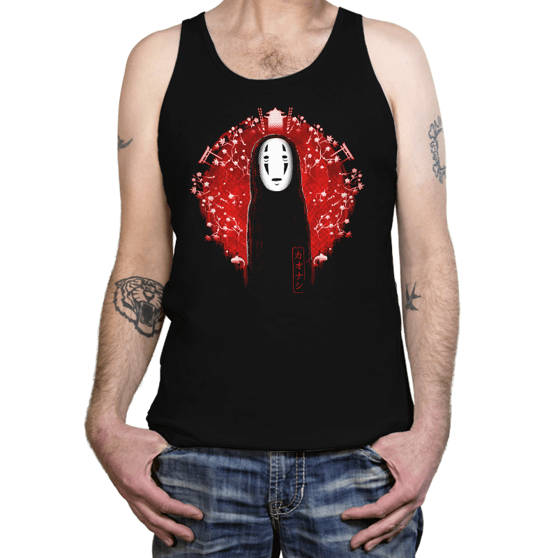 No Face - Tanktop - Tanktop - RIPT Apparel