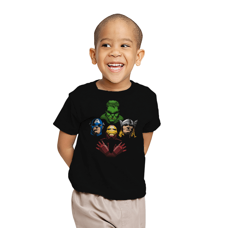 Avengers Rhapsody - Youth - T-Shirts - RIPT Apparel