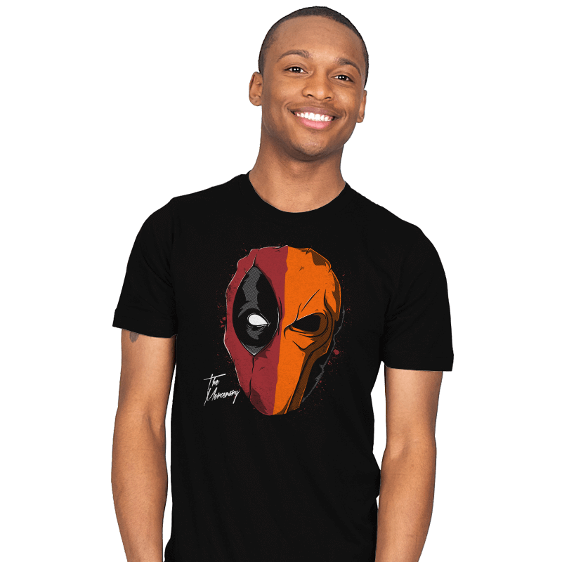 Daft Mercenary - Mens - T-Shirts - RIPT Apparel