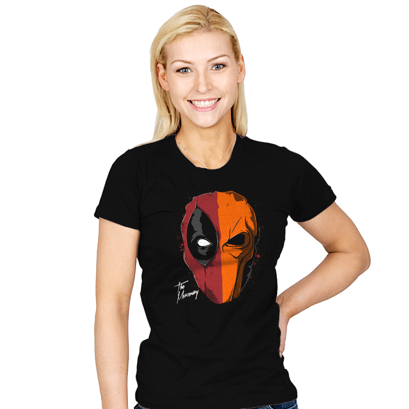 Daft Mercenary - Womens - T-Shirts - RIPT Apparel