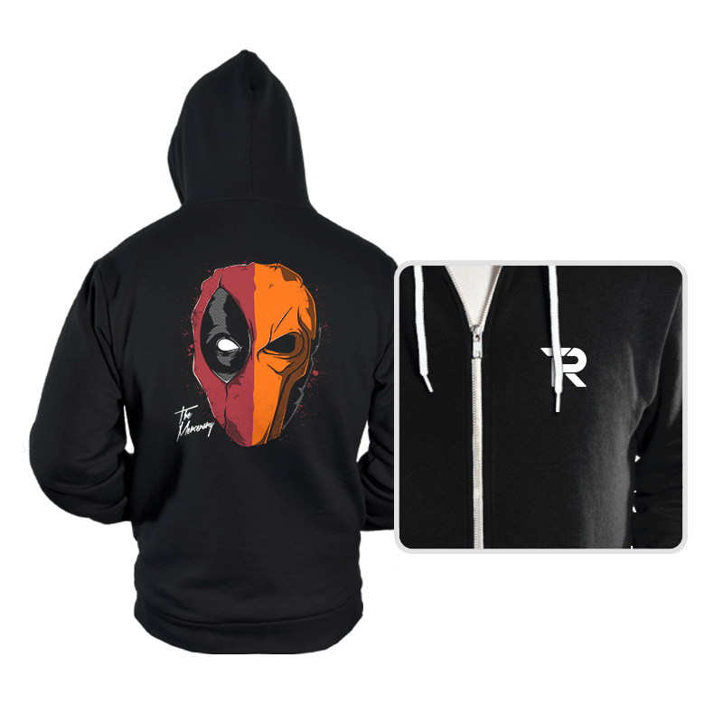 Daft Mercenary - Hoodies - Hoodies - RIPT Apparel