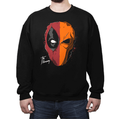 Daft Mercenary - Crew Neck - Crew Neck - RIPT Apparel