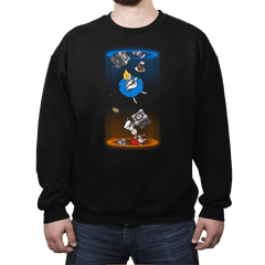 Alice Through The Portal - Crew Neck - Crew Neck - RIPT Apparel