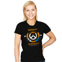 Heroes Academy - Womens - T-Shirts - RIPT Apparel