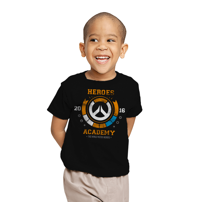 Heroes Academy - Youth - T-Shirts - RIPT Apparel