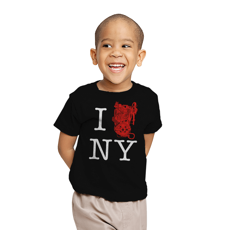 I Saved NYC - Youth - T-Shirts - RIPT Apparel