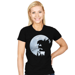 Shin Gojira - Womens - T-Shirts - RIPT Apparel