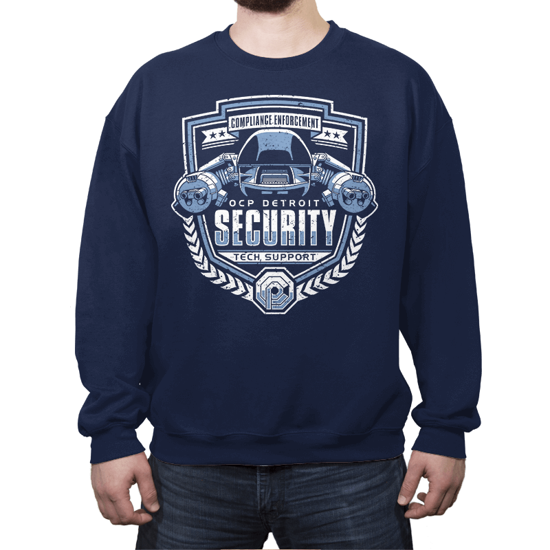 Compliance Enforcement - Crew Neck - Crew Neck - RIPT Apparel
