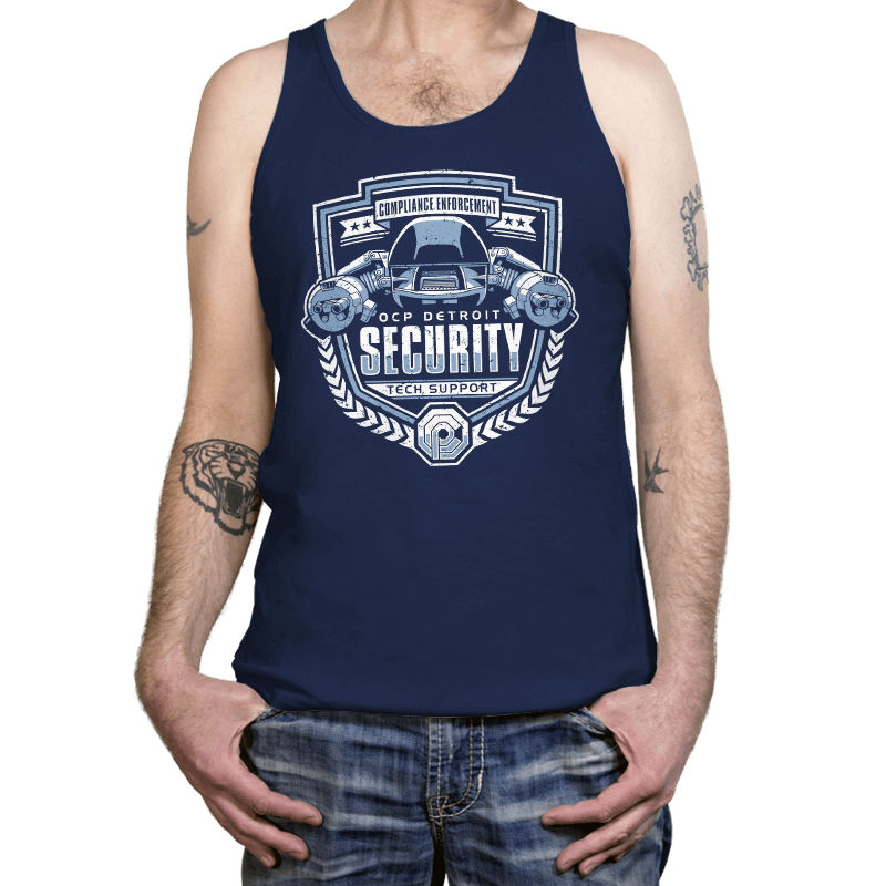 Compliance Enforcement - Tanktop - Tanktop - RIPT Apparel