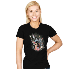 Wickedness - Womens - T-Shirts - RIPT Apparel